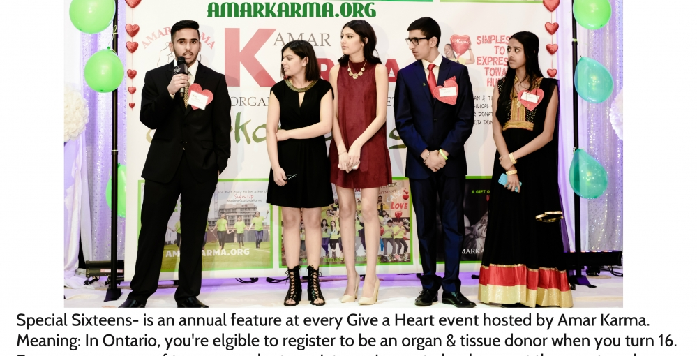 Highlights of 6th Annual Give a Heart'2016