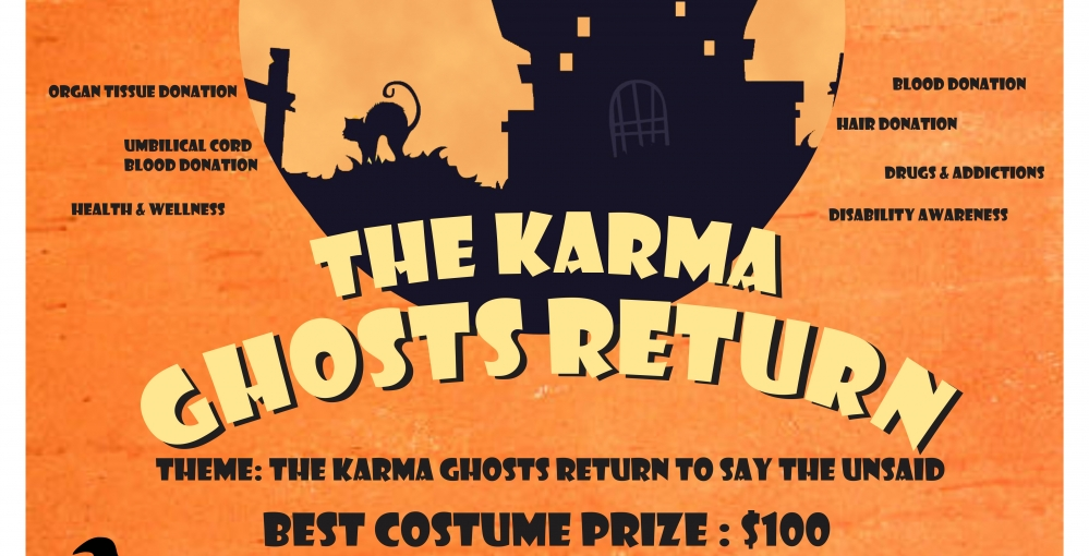 The Karma Ghosts Return